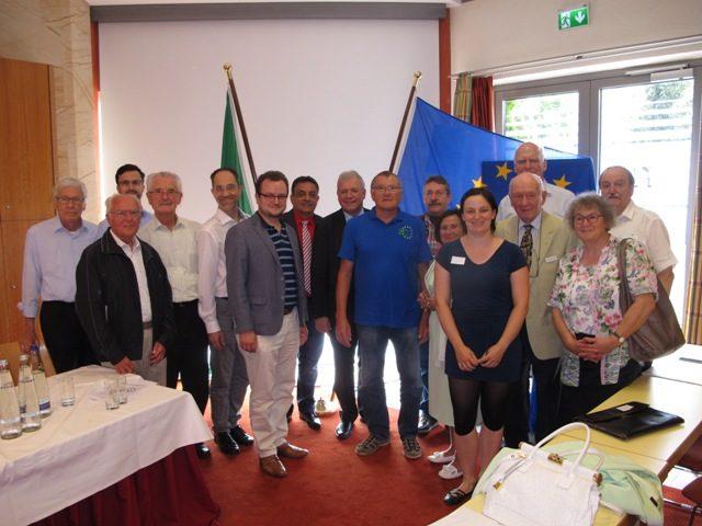 Landesversammlung Europa-Union Bayern 2018